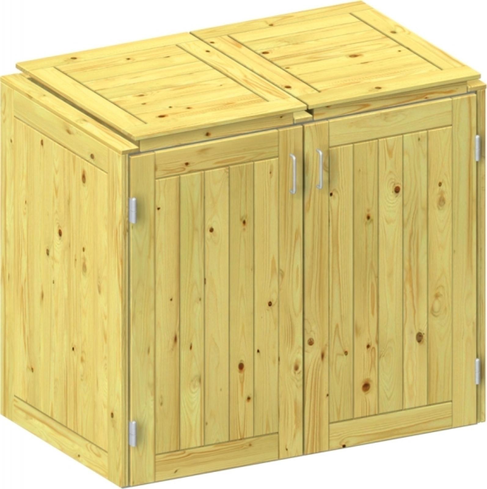 m llbox holz swalif. Black Bedroom Furniture Sets. Home Design Ideas