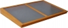 GASPO Frühbeetaufsatz 150 x 15 x 100cm für Hochbeet - honig
